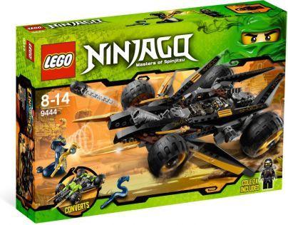 LEGO NINJAGO 9444 Cole útočí