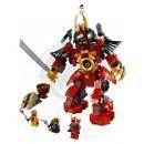 LEGO NINJAGO 9448 Robot samuraj 2