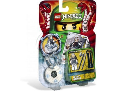 LEGO NINJAGO 9563 Kendo Zane