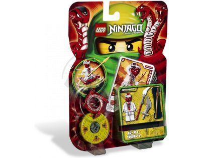 LEGO NINJAGO 9564 Snappa