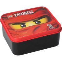 LEGO Ninjago box na svačinu červená