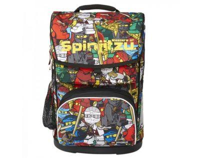 LEGO Ninjago Comic Maxi školní aktovka 2 dílný set  670a80f85b