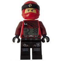 LEGO Ninjago Kai hodiny s budíkem