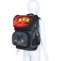 LEGO Ninjago KAI of Fire Maxi školní aktovka 2 dílný set 5