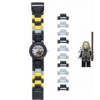 LEGO Ninjago Kendo Cole Hodinky s minifigurkou