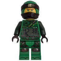 LEGO Ninjago Lloyd hodiny s budíkem