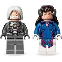 LEGO Overwatch 75973 D.Va a Reinhardt 2