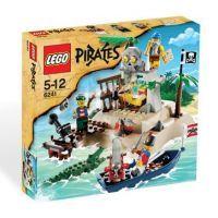 LEGO Piráti 6241 - Ostrov pokladů 2