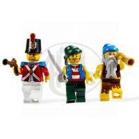 LEGO Piráti 6241 - Ostrov pokladů 3