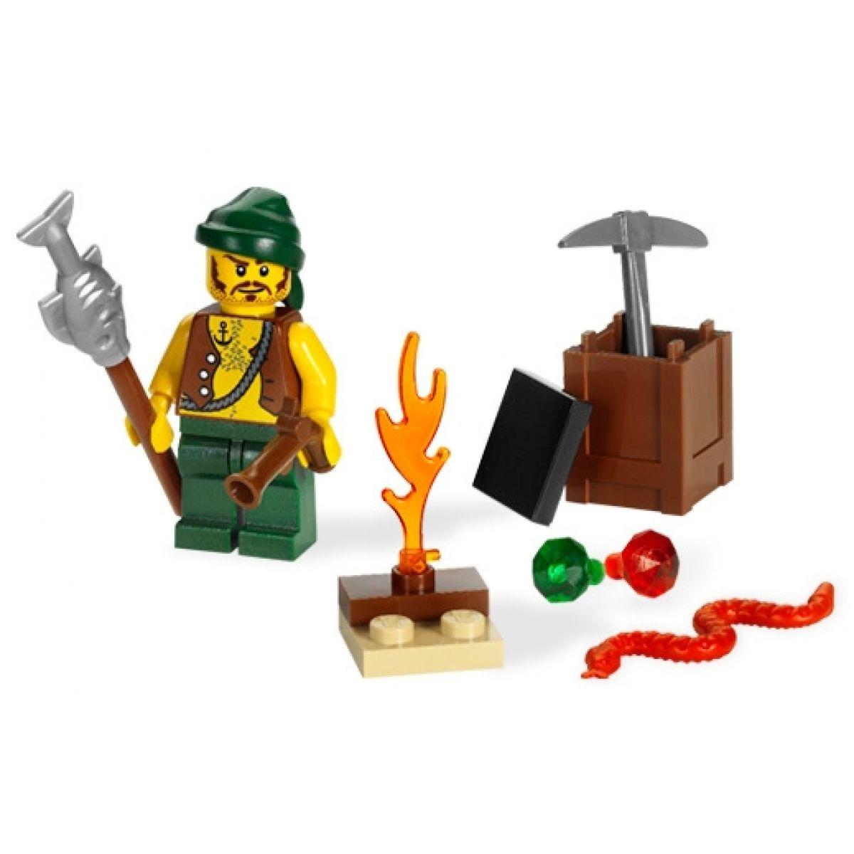 LEGO PIRÁTI 8397 Boj o přežití