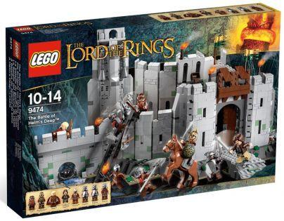 LEGO Lord of the Rings 9474 Bitva o Helmův žleb™