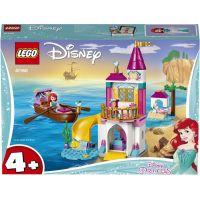 LEGO Princezny 41160 Ariel a její hrad u moře