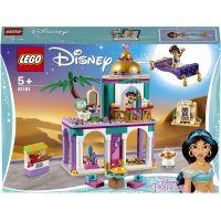 LEGO Princezny 41161 Palác dobrodružství Aladina a Jasmíny