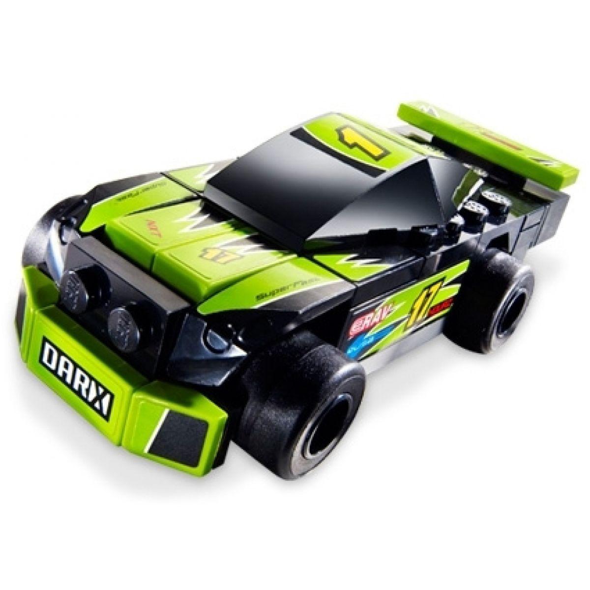 LEGO RACERS 8119 Burácející motokára
