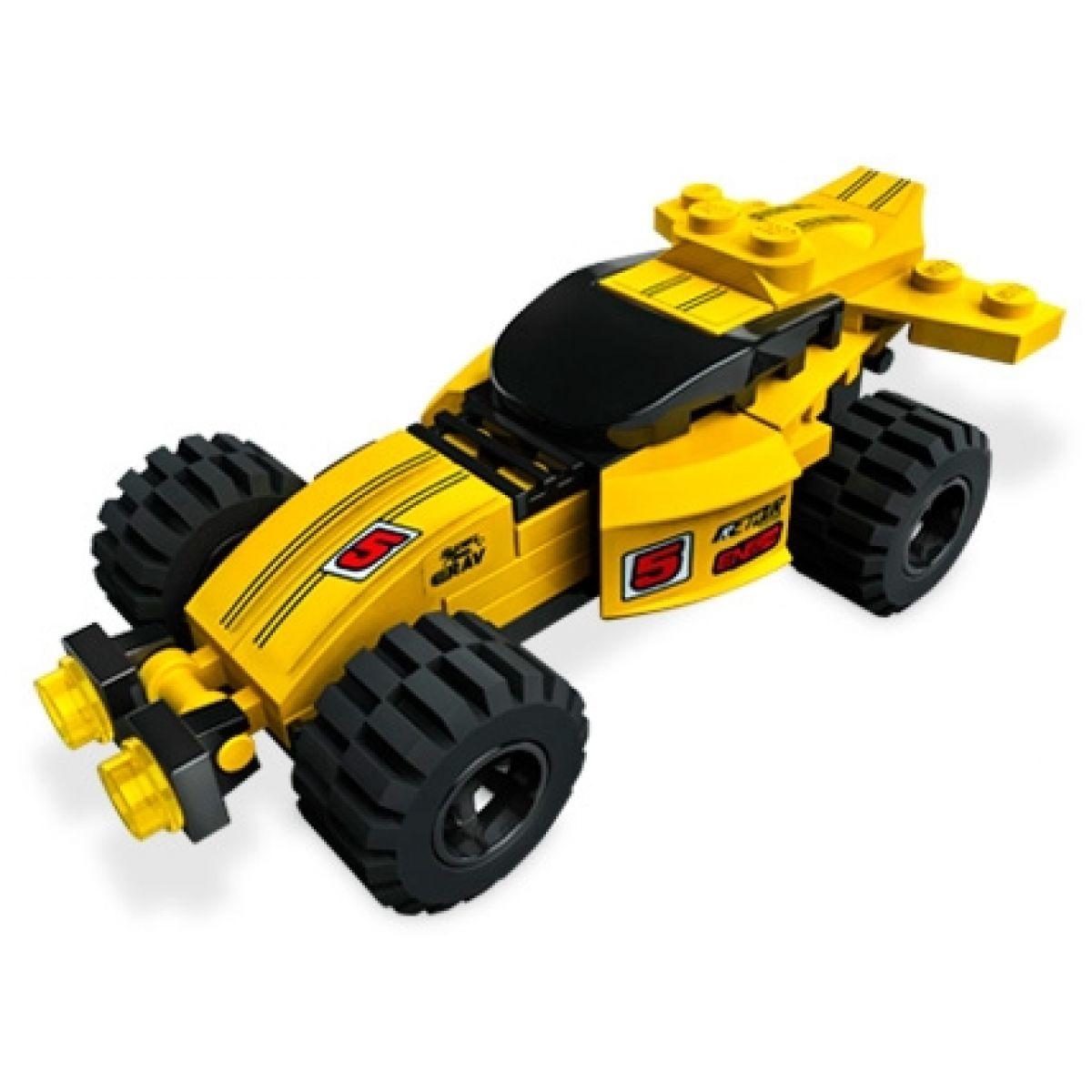 LEGO RACERS 8122 Pouštní bugina