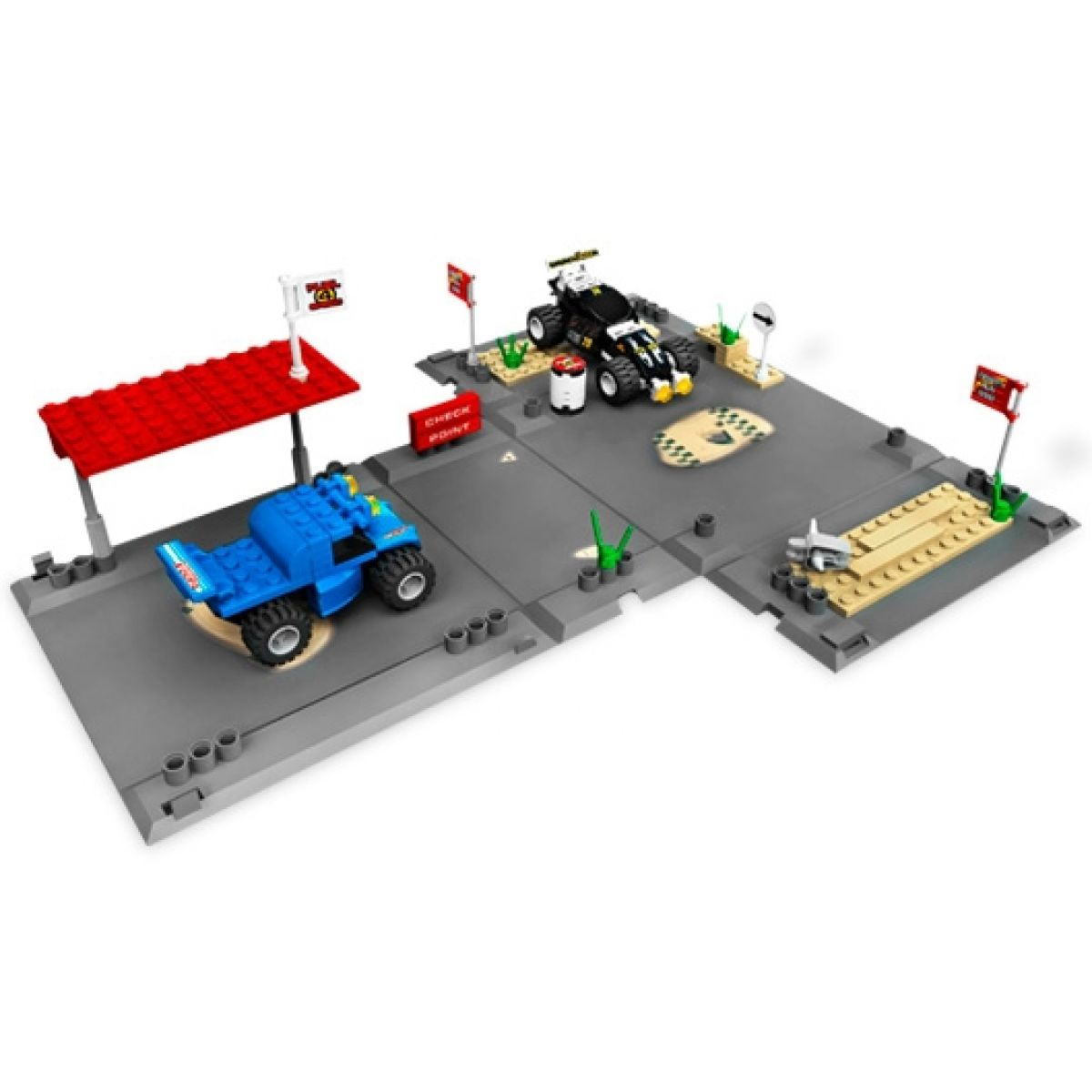 LEGO RACERS 8126 Desert Challenge (Pouštní závod)