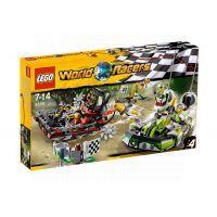 LEGO Racers 8899 Krokodýlí močál 3
