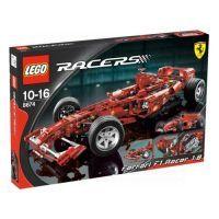 LEGO RACERS Ferrari F1 1:18
