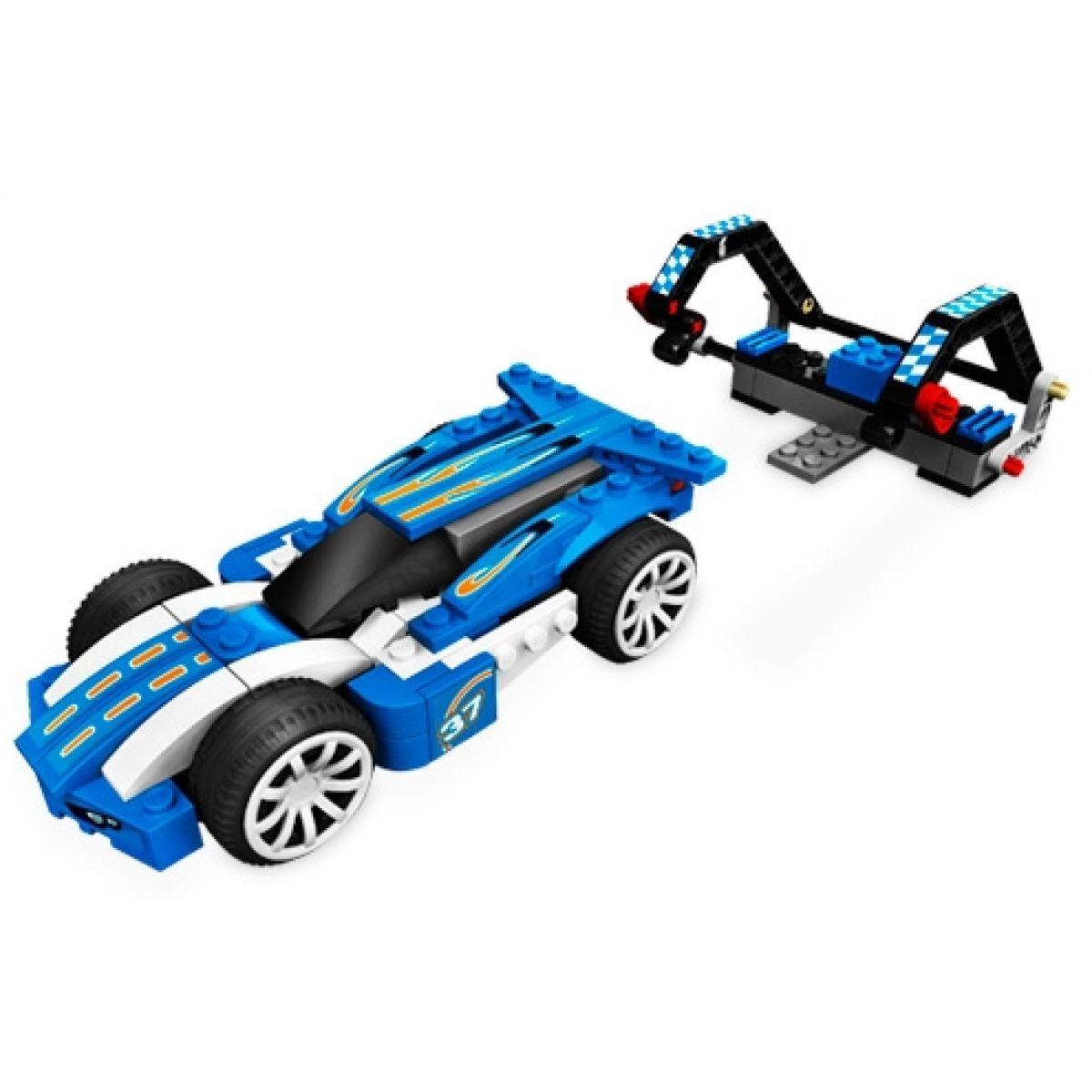 LEGO RACERS Modrý Sprinter