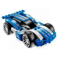 LEGO RACERS Modrý Sprinter 3