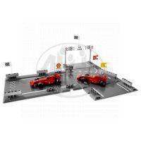 LEGO RACERS Závodní vozy Ferrari F1 4