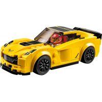 LEGO Speed Champions 75870 Chevrolet Corvette Z06 - Poškozený obal 2