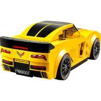 LEGO Speed Champions 75870 Chevrolet Corvette Z06 - Poškozený obal 3