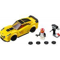 LEGO Speed Champions 75870 Chevrolet Corvette Z06 - Poškozený obal 5