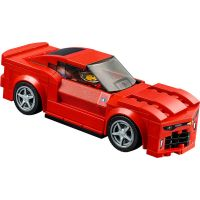 LEGO Speed Champions 75874 Chevrolet Camaro Dragster 6