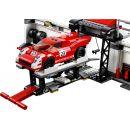 LEGO Speed Champions 75876 Porsche 919 Hybrid a 917K ulička v boxech 5