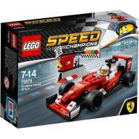 LEGO Speed Champions 75877 Scuderia Ferrari SF16-H