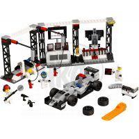 LEGO Speed Champions 75911 Zastávka v boxech pro McLaren Mercedes 2
