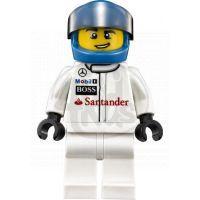 LEGO Speed Champions 75911 Zastávka v boxech pro McLaren Mercedes 5