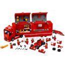 LEGO Speed Champions 75913 - Kamión pro vůz F14 T týmu Scuderia Ferrari 2