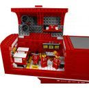 LEGO Speed Champions 75913 - Kamión pro vůz F14 T týmu Scuderia Ferrari 4