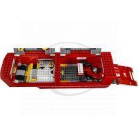 LEGO Speed Champions 75913 - Kamión pro vůz F14 T týmu Scuderia Ferrari 5