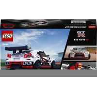 LEGO Speed Champions 76896 Nissan GT-R NISMO 5