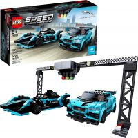 LEGO® Speed Champions 76898 Formula E Panasonic Jaguar Racing GEN2