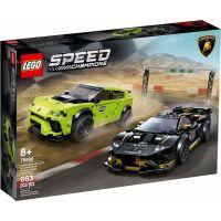 LEGO Speed Champions 76899 Lamborghini Urus ST-X & Lamborghini Hur