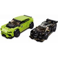 LEGO Speed Champions 76899 Lamborghini Urus ST-X & Lamborghini Hur 6