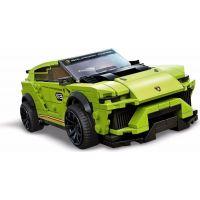 LEGO Speed Champions 76899 Lamborghini Urus ST-X & Lamborghini Hur 4
