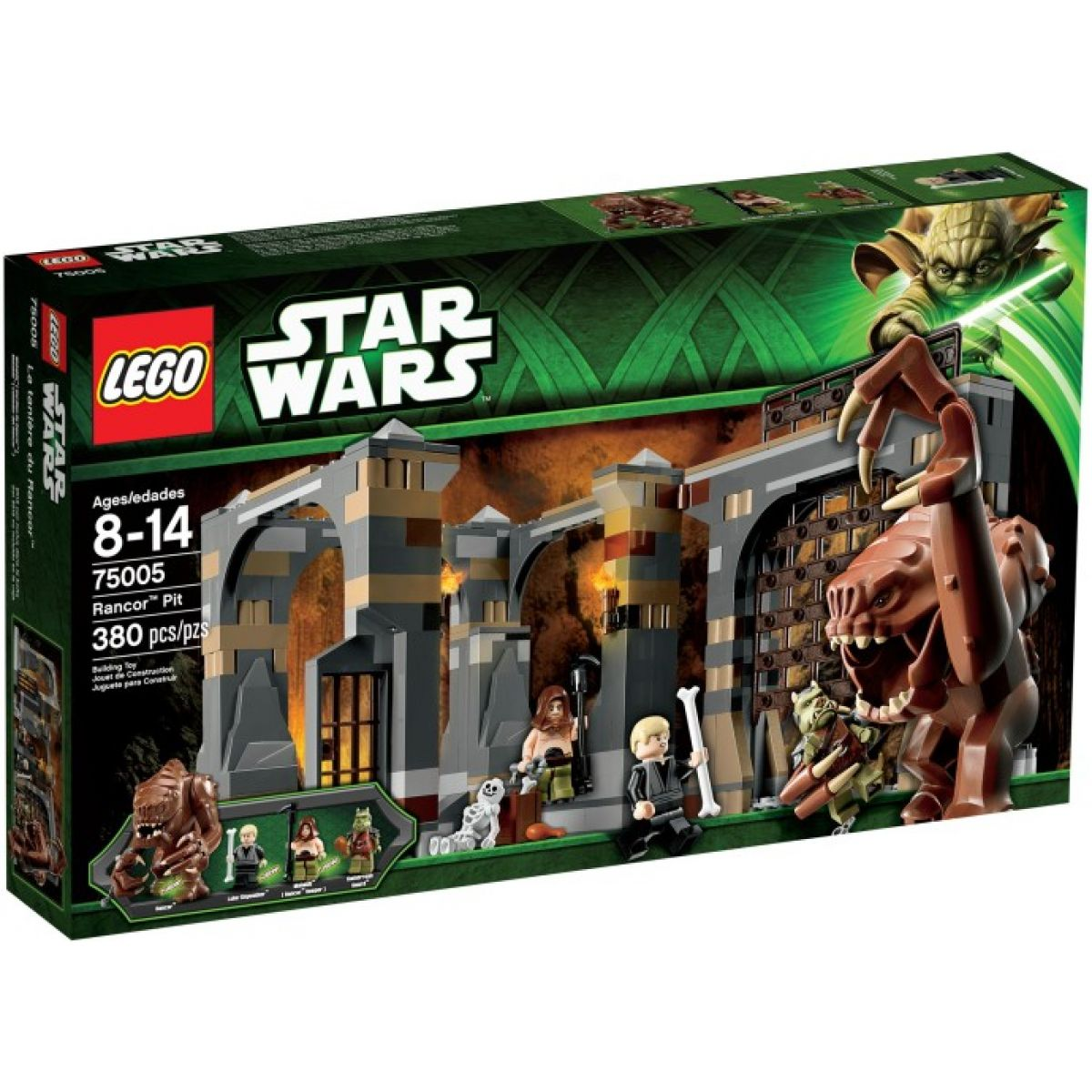 LEGO STAR WARS 75005 Z-95 Rancor Pit™