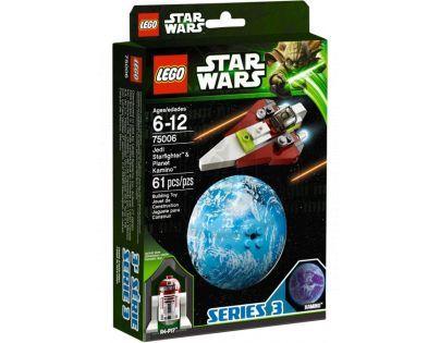 LEGO STAR WARS 75006 Jedi Starfighter™ & Planet Kamino™