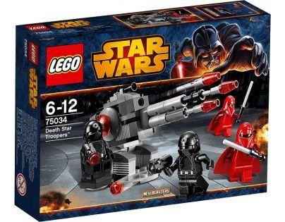 LEGO Star Wars™ 75034 - Death Star™ Troopers (Troopeři hvězdy smrti)