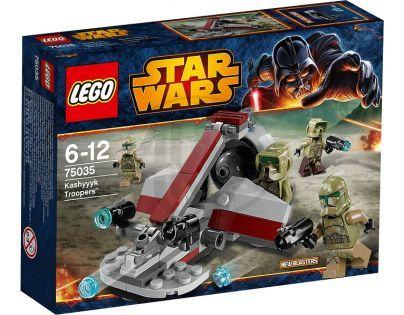 LEGO Star Wars™ 75035 - Kashyyyk™ Troopers™