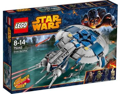 LEGO Star Wars™ 75042 - Droid Gunship™ (Bombardér droidů)