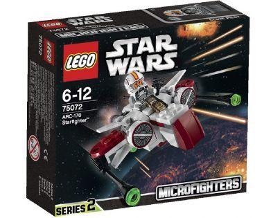 LEGO Star Wars 75072 Hvězdná stíhačka ARC-170 - Poškozený obal