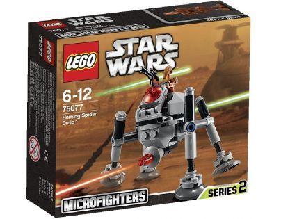 LEGO Star Wars ™ 75077 - Homing Spider Droid™ (Řízený pavoučí droid)