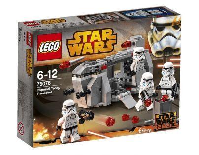 LEGO Star Wars ™ 75078 - Imperial Troop Transport (Přepravní loď Impéria)