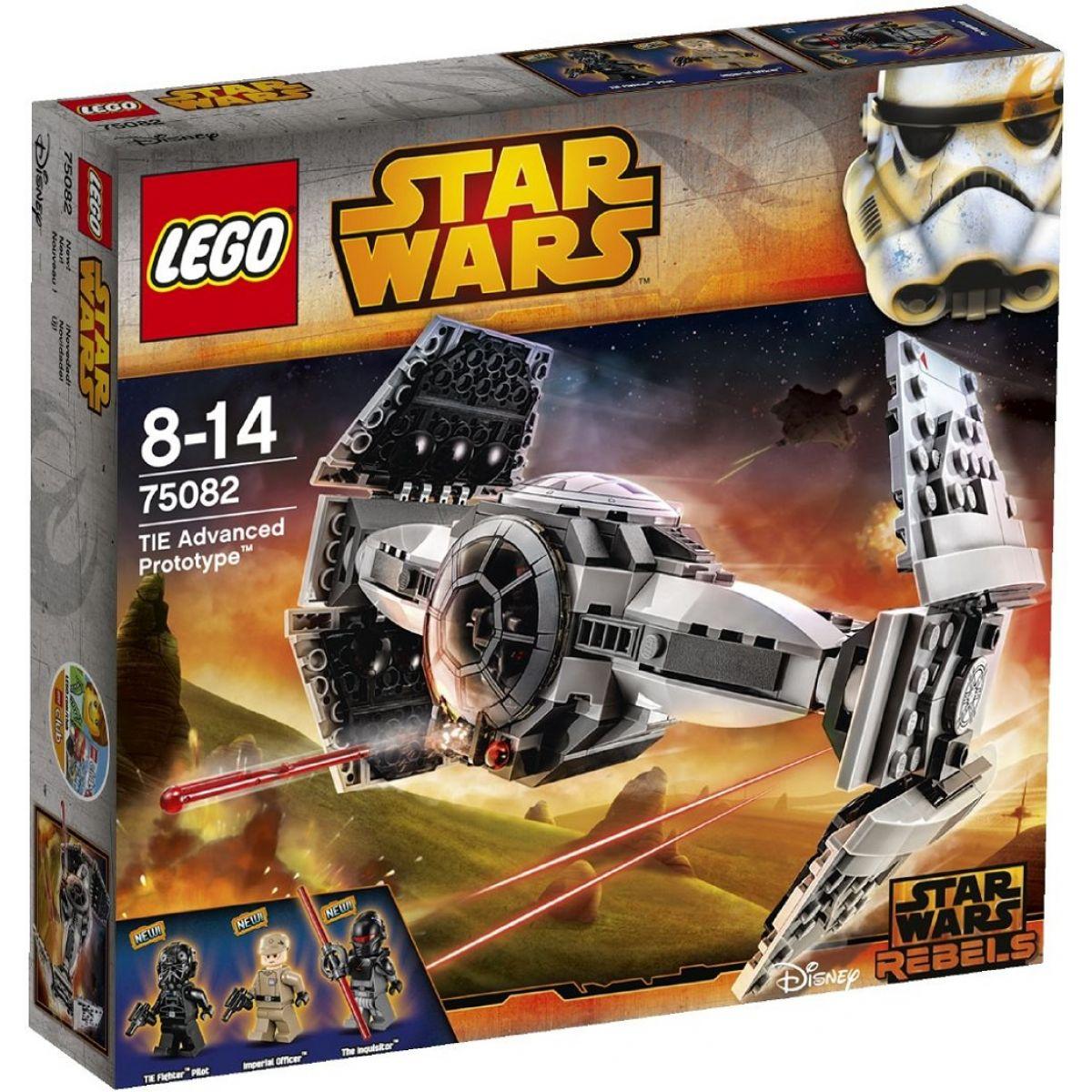 LEGO Star Wars ™ 75082 - The Inquisitor™ (Inkvizitor)